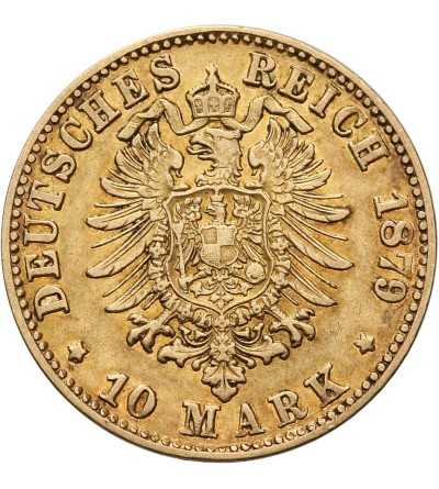 Niemcy - Hesja 10 marek 1879