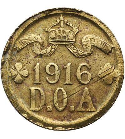 Niemiecka Afryka Wschodnia 5 heller 1916 T