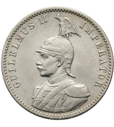 Niemiecka Afryka Wschodnia 1/2 rupii 1907 J