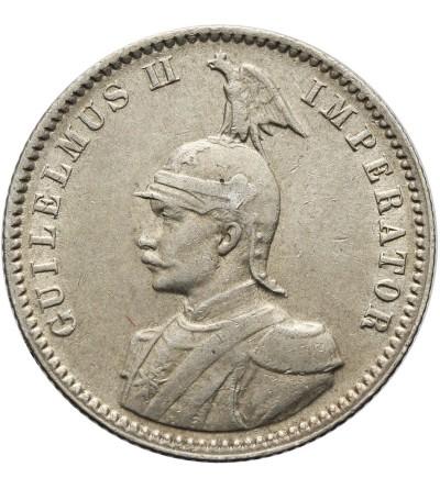 German East Africa 1/2 Rupie 1913 J