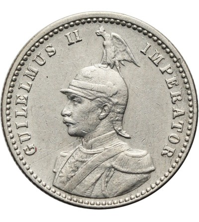 Niemiecka Afryka Wschodnia 1/4 rupii 1910 J