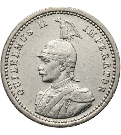 Niemiecka Afryka Wschodnia 1/4 rupii 1913 A