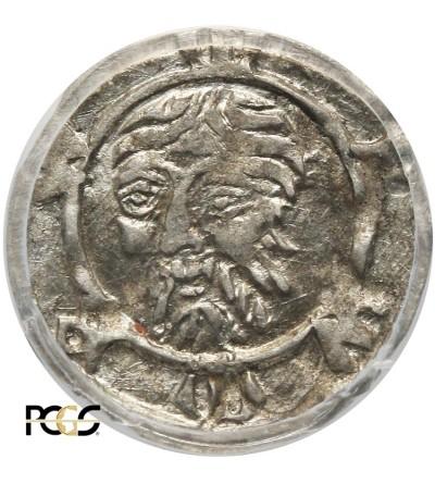 Silesia. Heller ND Wroclaw (Breslau) XV C., PCGS MS 63