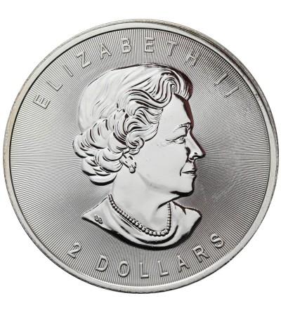 Kanada 2 dolary 2015, wilk