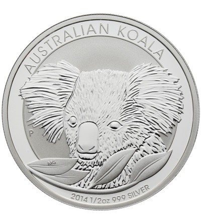 Australia 50 centów 2014, Koala