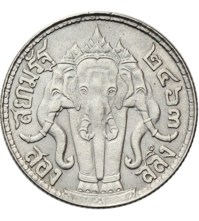 Tajlandia 1/2 Baht BE 2463 / 1920 AD