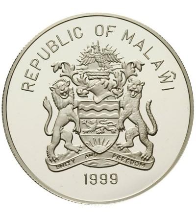 Malawi 10 Kwacha 1999 Proof