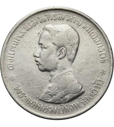 Tajlandia 1 Baht RS 125 / 1906 AD