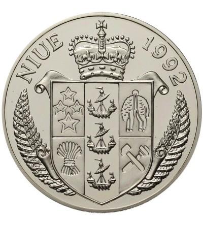 Niue 10 dolarów 1992