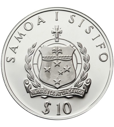Samoa i Sisifo 10 Tala 1992