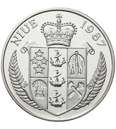 Niue 50 Dollars 1987, Steffi Graf
