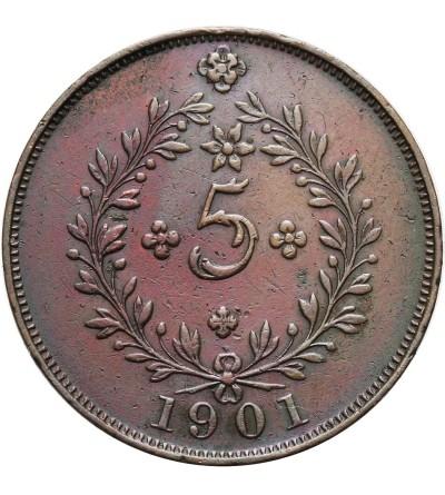 Azory 5 Reis 1901