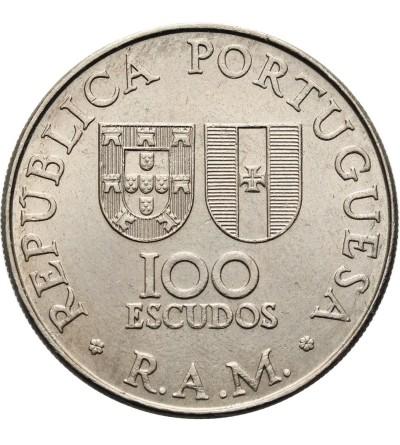 Madera 100 Escudos 1981