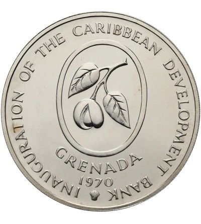 Grenada 4 dolary 1970 F.A.O. - Proof