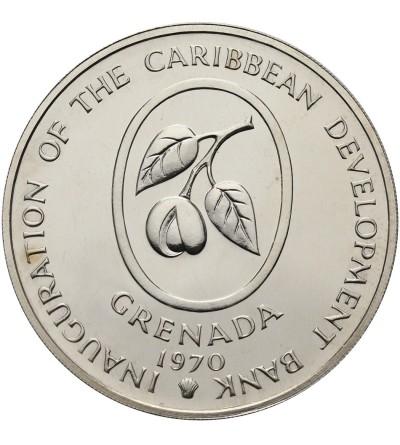 Grenada 4 Dollars 1970 F.A.O. - Proof