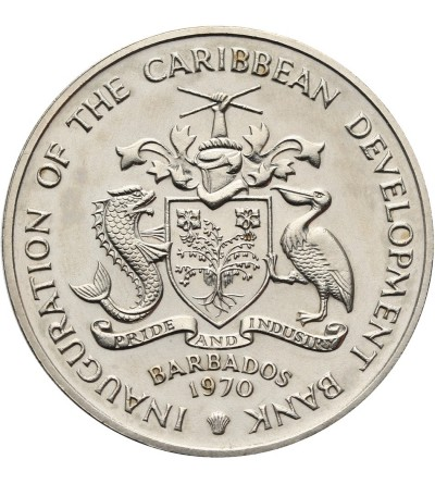 Barbados 4 dolary 1970 F.A.O.