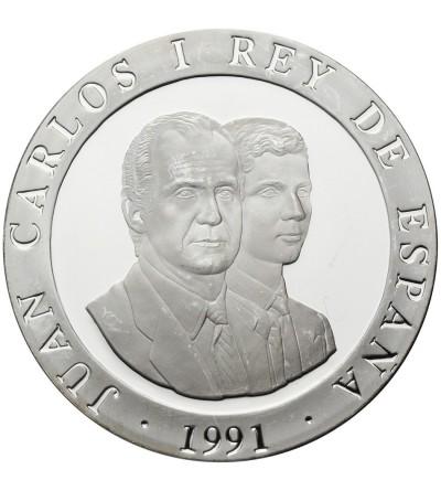 Hiszpania 2000 pesetas 1991, XXV Olimpiada 1992