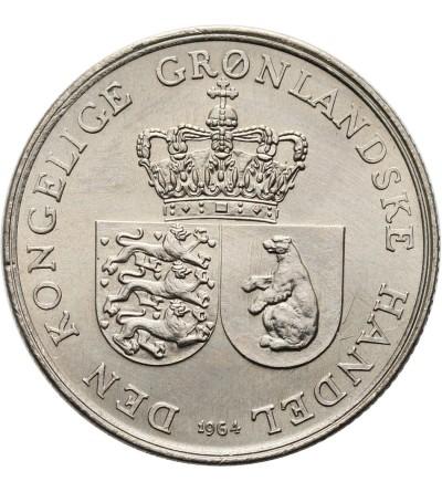 Greenland Krone 1964