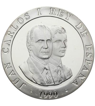 Hiszpania 2000 pesetas 1990, XXV Olimpiada 1992