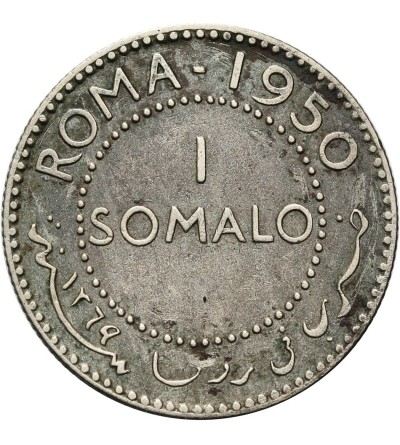 Somalia 1 Somalo 1950