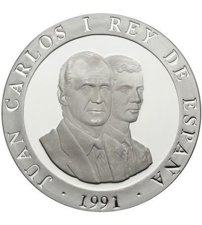 Spain 2000 Pesetas 1991, Olimpics 1992