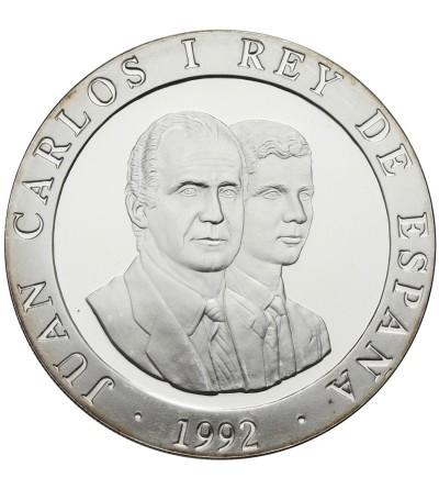 Hiszpania 2000 pesetas 1992, XXV Olimpiada 1992