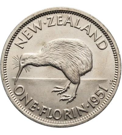 Nowa Zelandia Floren 1951