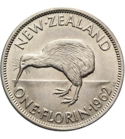 Nowa Zelandia Floren 1962
