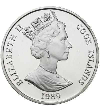 Cook Islands 50 Dollars 1989, Olimpics 1990