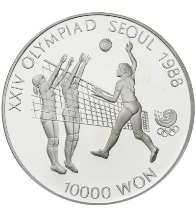 Korea Południowa 10000 won 1987, XXIV Olimpiada - Seu