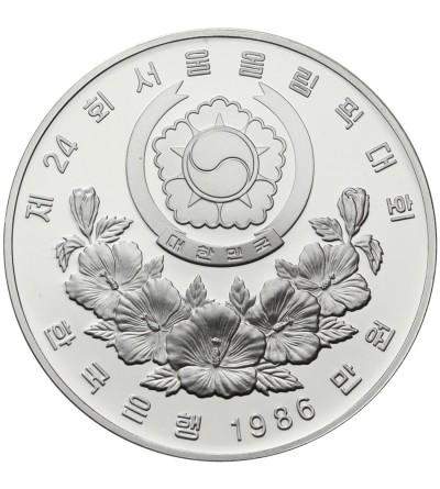 Korea Południowa 10000 won 1986, XXIV Olimpiada - Seul