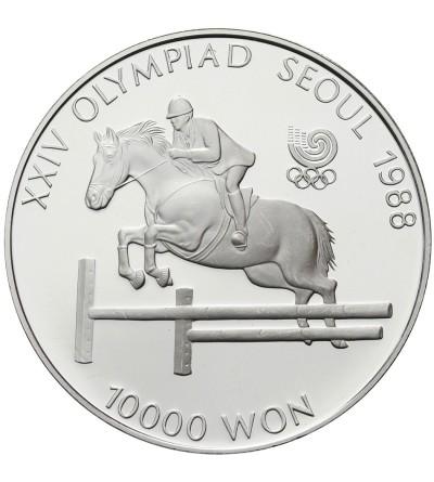 Korea Południowa 10000 won 1988, XXIV Olimpiada - Seul