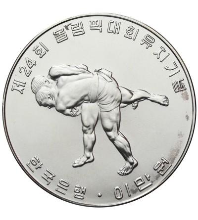 Korea Południowa 20000 won 1983, XXIV Olimpiada - Seul