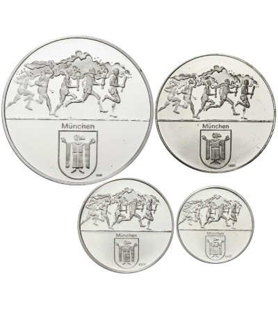 Silver medals Olimpic in Munich 1972 - 4 pcs