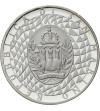 San Marino 1000 lire 1990