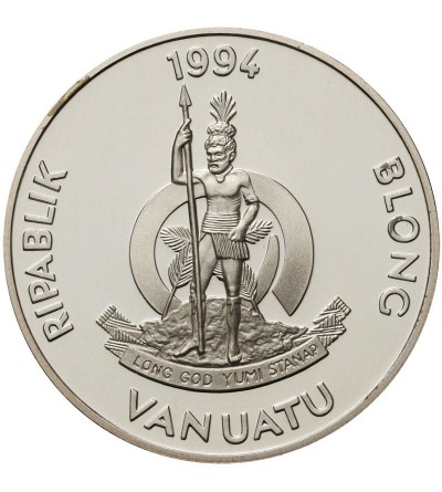Vanuatu 10 vatu 1994