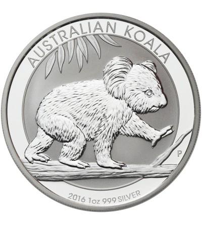 Australia 1 dolar 2016, Koala
