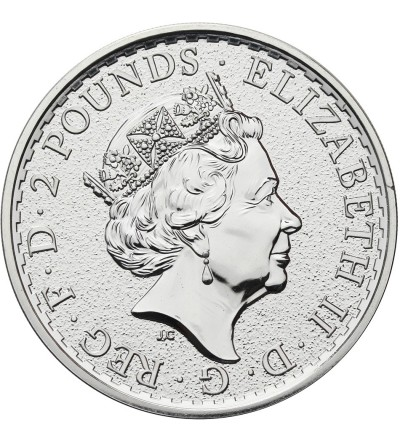 Great Britain 2 Pounds 2016