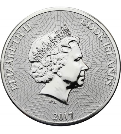 Cook Islands Dollar 2017