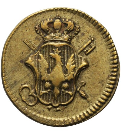 Weight of ducat 1768, Warsaw Mint