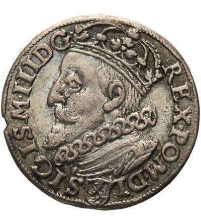 Trojak (3 grosze) 1601, Krakow Mint
