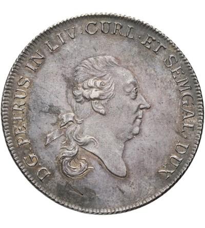 Courland. Taler 1780, Mitawa Mint