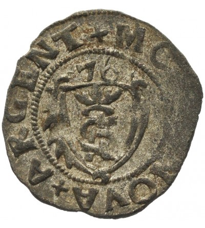 Kurlandia szeląg 1576, Mitawa