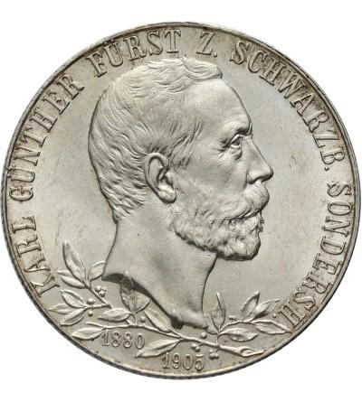 Schwarzburg Sondershausen 2 Mark 1905