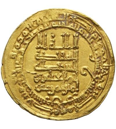 Abbasydzi złoty dinar, Tustar al Ahwaz 319 AH / 931/2 AD