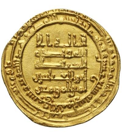 Abbasydzi złoty dinar, Suq al Ahwaz 318 AH / 930/1 AD