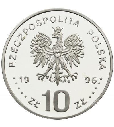 10 złotych 1996, 40 rocz. wydarzeń poznańskich