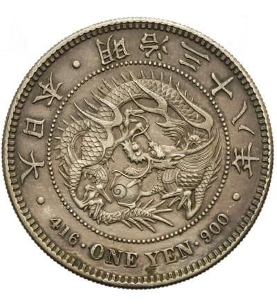 Japonia Yen 1905