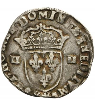 France 1/4 Ecu 1605