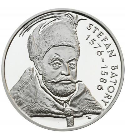 10 złotych 1997, Stefan Batory - popiersie